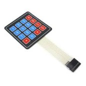 4x4 Matrix Keypad